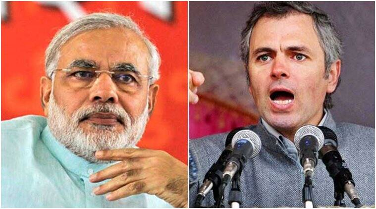 10% quota bill, omar abdullah, omar abdullah on 10% quota, upper class quota, general category reservation, reservation for general category, economically weaker section quota, pm modi, narendra modi, bill in loksabha, jk news, indian express