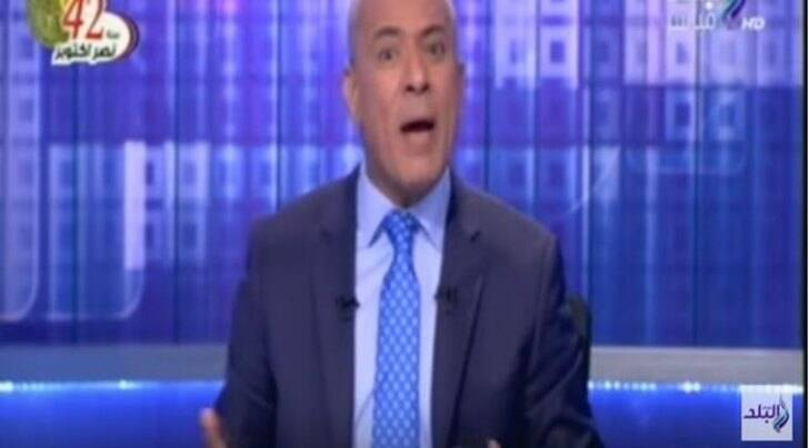 ahmed moussa, egyptian news anchor, russian airstrikes in syria, ahmed moussa video, ahmed moussa video game, ahmed moussa russia, syria, news anchor video game