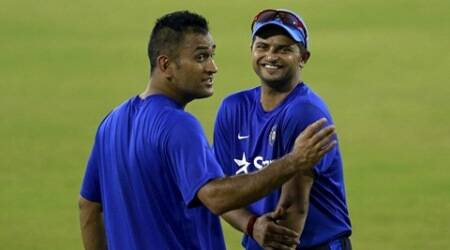 DJ forces MS Dhoni to quit practice midway