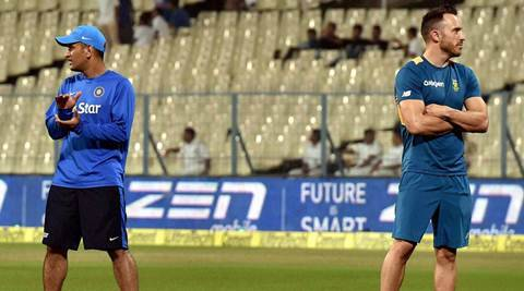 India's second spot in ICC ODI rankings under threat from SouthAfrica