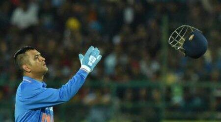 I used too much brain: Dhoni after series loss