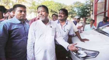 Will oust CPM from Tripura, says MukulRoy