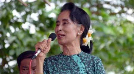 Suu Kyi, Myanmar, Myanmar election, Auung San Suu Kyi, Rakhine, Rakhine rally, Rakhine election rally, Myanmar election rally, Myanmar government, Myanmar opposition, Myanmar news, World News