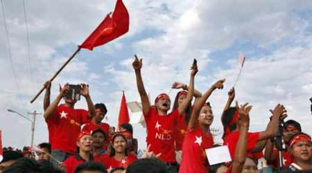Myanmar, Myanmar election, Aung San Suu Kyi, NLD Myanmar, National League for Democracy, Myanmar election violence, Aung San Suu Kyi Myanmar election, Aung San Suu Kyi election news, Myanmar election news, Myanmar election update, Myanmar news, World News