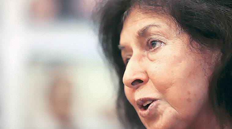 Nayantara Sahgal, Idea Exchange, Sahitya Akademi award, Authir Narayantara sahgal, Narayantara sahitya akadmi award, Bihar elections, BJP, RSS, Congress, The indian express