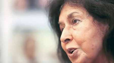 There are times in history when you have to stand up and be counted. This is one of them: Nayantara Sahgal