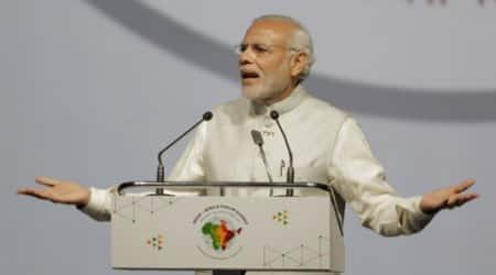 india africa summit, PM Modi, PM Modi speech, pm modi address, pm modi address africans, PM modi meets african, pm modi address leaders, Africa india summit, Africa india summit in delhi, India africa meet, latest news india
