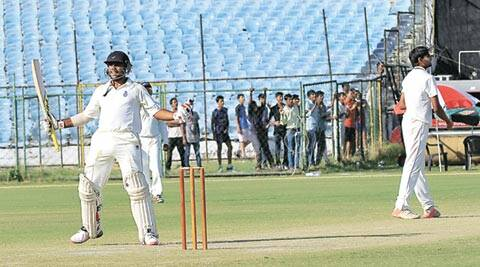 Ranji Trophy 2015: Sumit Narwal's late flourish gives Delhi edge over Rajasthan