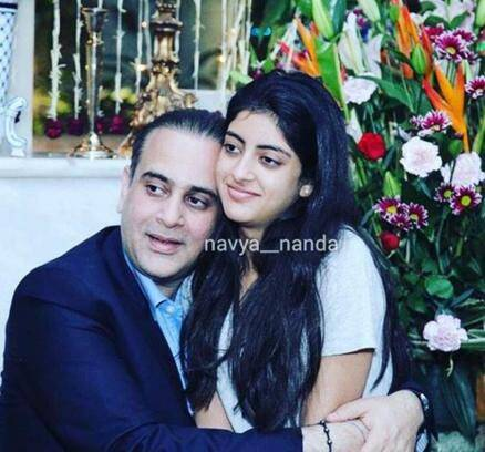 PHOTOS: Amitabh Bachchan's grand daughter Navya Naveli ...