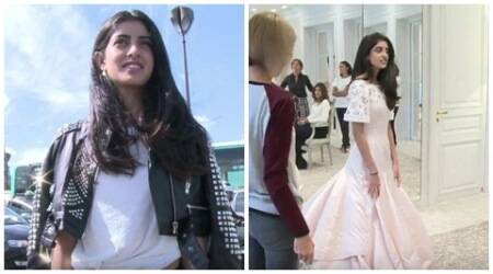 Amitabh Bachchan's granddaughter Navya gears up for high-society Paris Debutante Ball