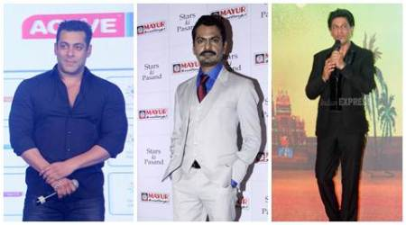 Consider SRK and Salman my co-actors, not stars: Nawazuddin