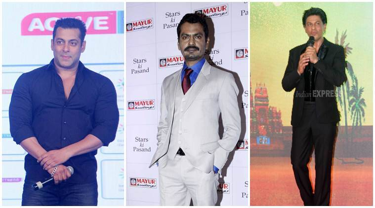 salman khan, shah rukh khan, Nawazuddin Siddiqui, Nawazuddin salman, salman, srk, salman srk, shah rukh khan Nawazuddin Siddiqui, Nawazuddin Siddiqui news, Nawazuddin Siddiqui upcoming movies, entertainment news
