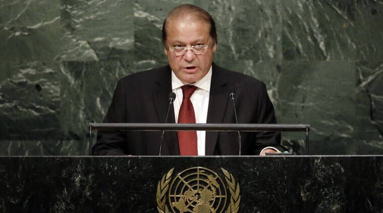 Nawaz sharif, nawaz sharif urdu, nawaz sharif contempt case, pakistan news, nawaz UN speech, world news, latest news