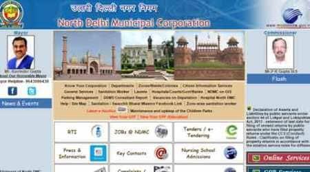 MCD website, RTI application, Tech Mahindra, MCD e-governance, MCD website cost, Delhi news
