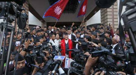 nepal pm, nepal news, world news, nepal new pm, k p oli, khadga prasad oli, international news, nepal constitution, nepal protests, nepal constitution news
