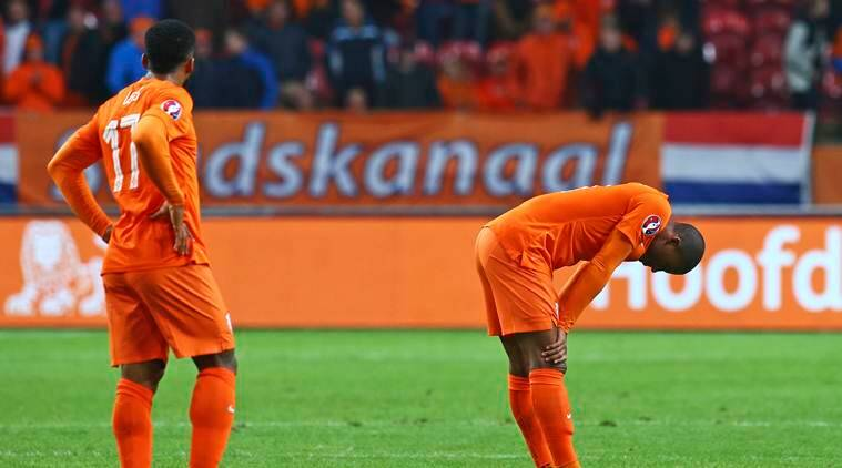 Euro 2016 qualifiers: Netherlands miss the bus; Croatia ...