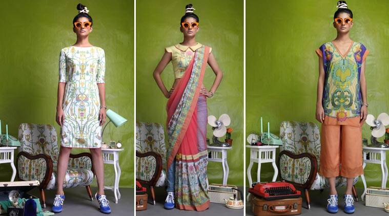 AIFW SS'16: Nida Mahmood's 'Junglee Billee' celebrates Mumbai and its women