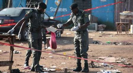 15 killed, 41 injured in twin bomb blasts near Nigerian capital: Officials
