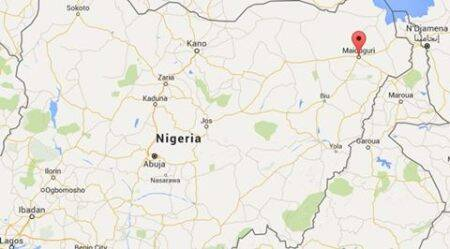 Dozens killed as suicide bombers hit Nigeria mosque