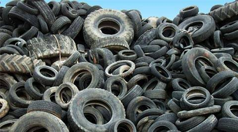 From the lab – Old tyres: Cheap solution for quake-proof high-rises