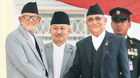 India looks to Nepal PM Khadga Prasad Oli to break deadlock