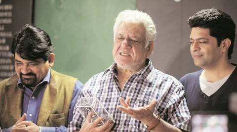 om puri, om puri chandigarh, om puri in chandigarh, chandigarh events, chandigarh news, india news