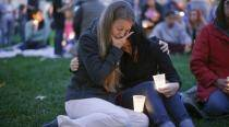 Oregon shooting: Gunman spared one 'lucky one' to deliver his message to the police, say surviours
