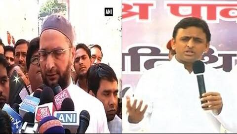 Asaduddin Owaisi and Akhilesh Yadav React To Dadri Lynching