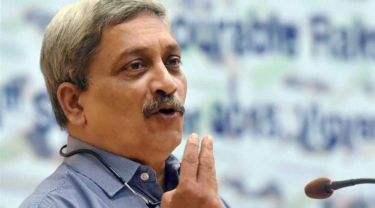 manohar parrikar, defence minister, defence minister manohar parrikar, seventh pay commission, service chied's complaint, OROP, one rank one pension