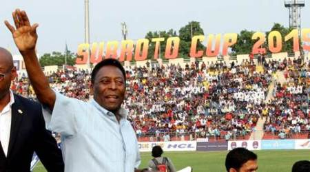 Subroto Cup 2015: In schoolchildren's tournament, Pele still star attraction