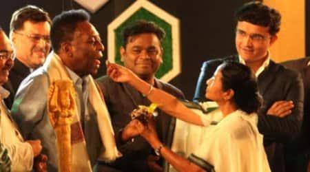 Pele in India: Football legend feels Brazil has got talent, notteam