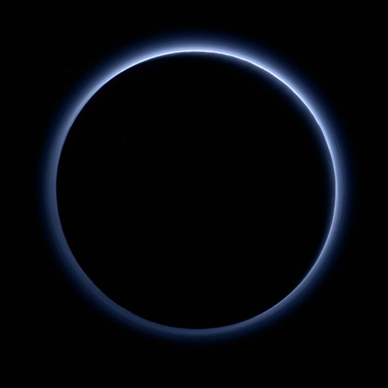 Pluto, Pluto BlueSky, New Horizons flyby, dwarf planet, Kuiper Belt, NASA, New Horizons, NASA New Horizons, science news, science, space, tech news, technology