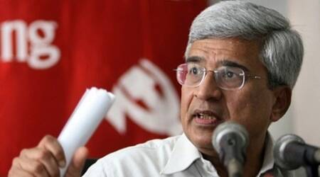 uri attacks, kashmir violence, suppression of democratic rights, uri incident, prakash karat, people's democracy, BJP, central government, Prakash Karat, Pakistan, terrorists, stakeholders, J&K, jammu and kashmir, India news