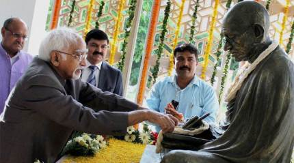 Day after Dadri lynching, VP Ansari says state has to ensure right to life