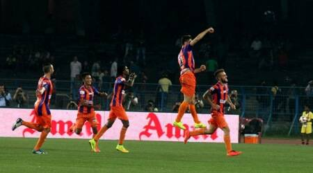 Pune FC thrash Sky Hawks 9-0 in Pune Football League
