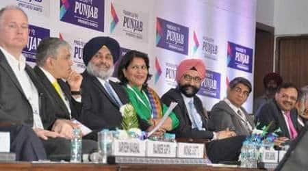 Punjab Investors Summit, Punjab Summit, Sukhbir Singh Badal, Harsimrat Kaur Badal, Badal, Food processing ministry, Punjab congress, congress in punjab, punjab news, india news