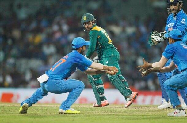 India vs South Africa, Ind vs SA, India South Africa, India vs South Africa 4th ODI, India vs South Africa photos, virat kohli, kohli, virat kohli photos, ms dhoni, ab de villiers, de villiers photos, cricket photos, cricket news, cricket