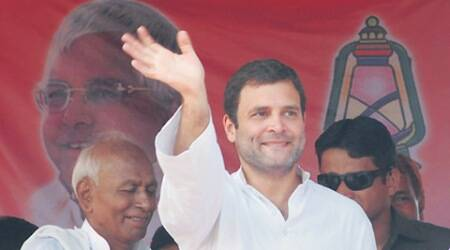Narendra Modi weakening farmers to get their lands: Rahul Gandhi