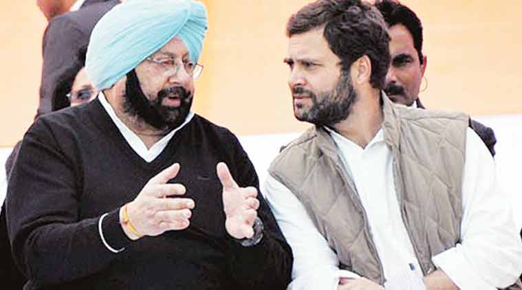 Resentment in party ranks against Sidhu's actions reaches Rahul