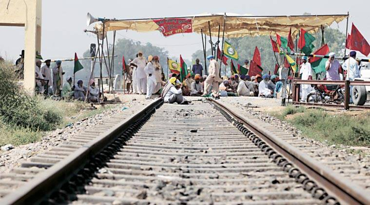 Piyush Goyal asked Captain Amarinder Singh to ensure the complete resumption of of railway services including goods trains in Punjab.