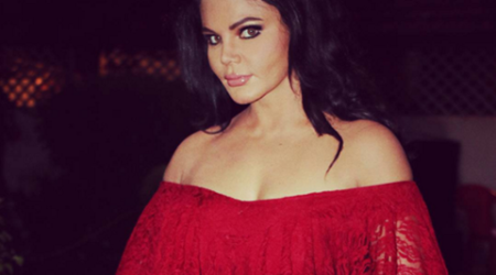 Rakhi Sawant 'loves' controversy queentag