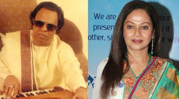 Ravindra Jain, Ravindra Jain death. Ravindra Jain passes away, Ravindra Jain Ramayan, Zarina Wahab, entertainment news