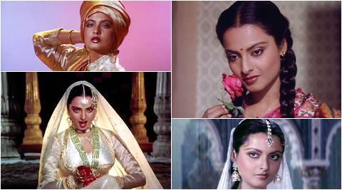 Happy Birthday Rekha: Ten iconic roles of the Bollywood diva