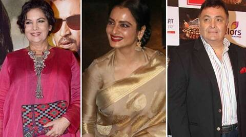 Rishi Kapoor, Shabana Azmi wish 'ageless', 'inspiring' Rekha a happy birthday