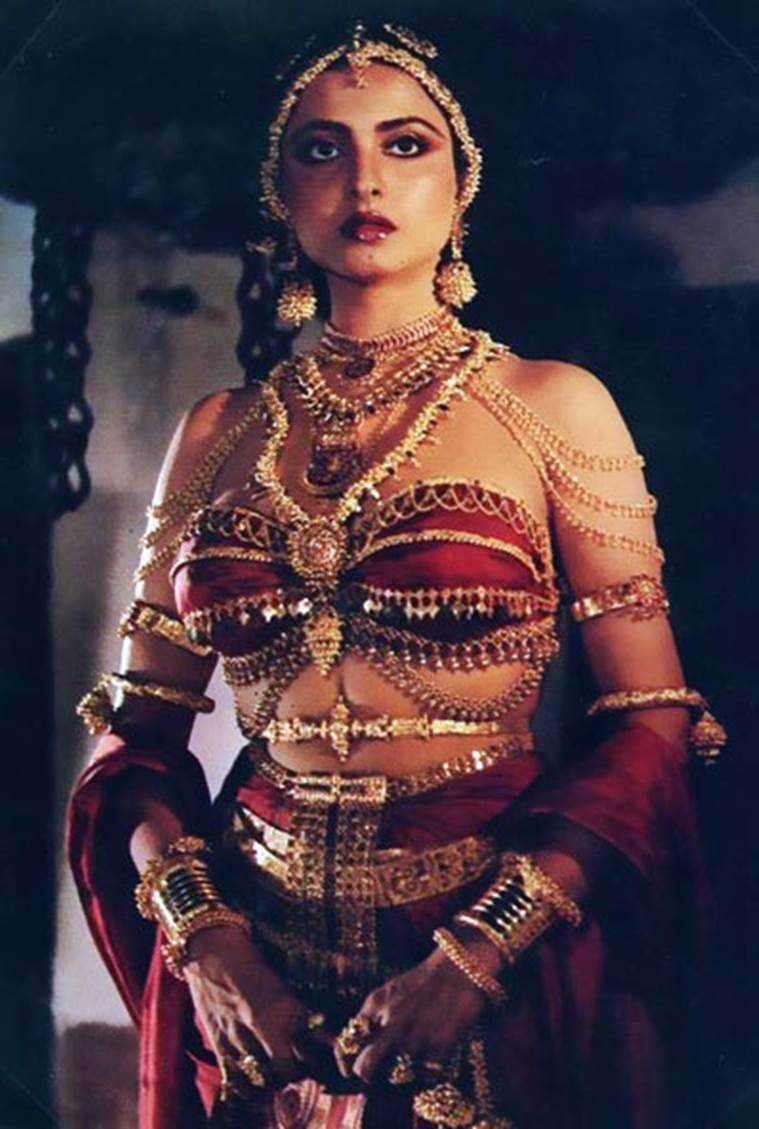 Happy Birthday Rekha Ten Iconic Roles Of The Bollywood Diva  Entertainment News,The -3915