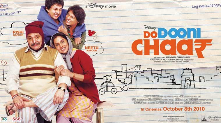 Rishi Kapoor, Do Dooni Chaar