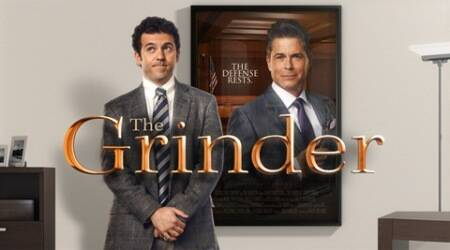 Rob Lowe comedy 'The Grinder' gets full seasonorder