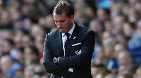 After three years in charge, Brendan Rodgers gets the boot