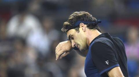 Roger Federer knocked out of ShanghaiOpen