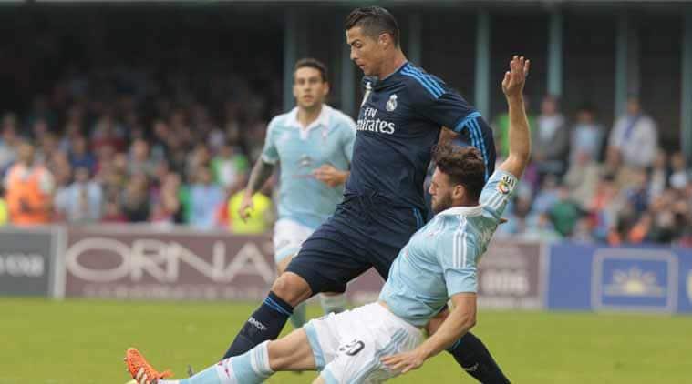 Cristiano Ronaldo, Ronaldo, Spanish La Liga, La Liga, Real Madrid, Madrid, Cletic, La Lifa fixture, La Liga results, football news, football